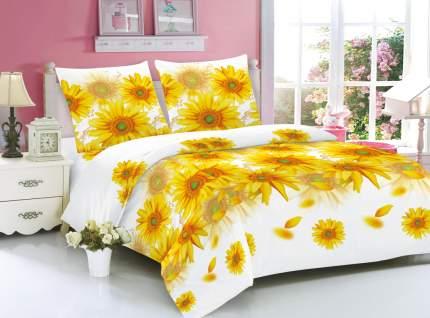 Комплект постельного белья Amore Mio Sunny 1,5 сп.