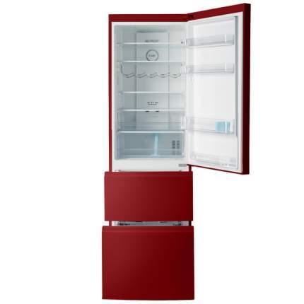 Холодильник Haier A2F635CRMV Red