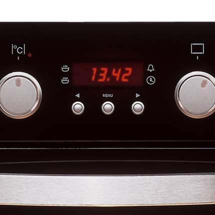 Встраиваемый электрический духовой шкаф Hansa BOEB64130077 Black