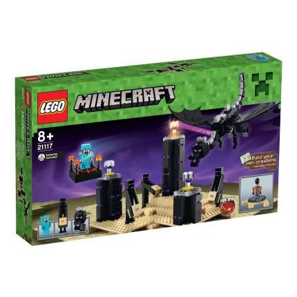 Конструктор LEGO Minecraft Дракон Края (21117)