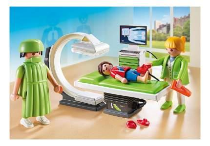 Детская клиника: рентгеновский кабинет