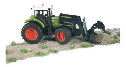 Трактор Bruder Claas atles 936 rz c погрузчиком