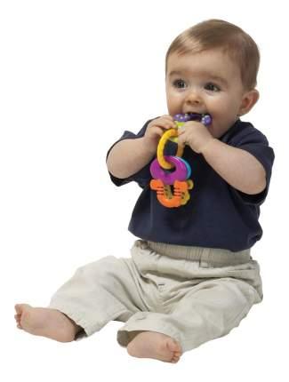 Развивающая игрушка-Прорезыватель bright starts ключи для улыбки