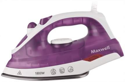 Утюг Maxwell MW-3042 White/Purple