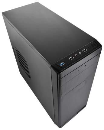 Компьютерный корпус DEEPCOOL Wave V2 без БП (DP-MATX-DPWAVE2) black