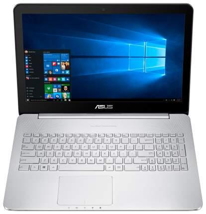 Ноутбук ASUS N752VX-GC218T 90NB0AY1-M02530