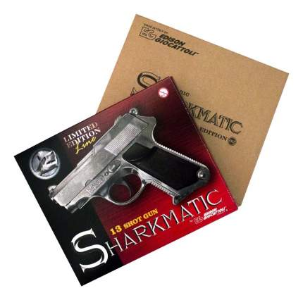 Пистолет игрушечный Edison Sharkmatic HISTORIC-Edition (0252 66)