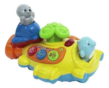 Интерактивная игрушка для купания Vtech Подводная Лодка Пускающая Фонтан