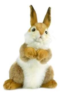 Мягкая игрушка Hansa Кролик 30 см