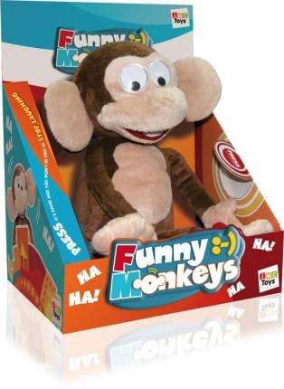 Мягкая игрушка Обезьянка Imc Toys Забавные Друзья