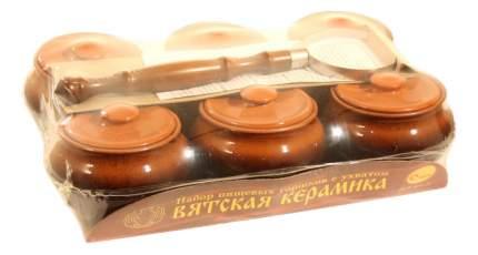 Набор Вятская керамика-1/6 тонир НБР ВK-1/6Т