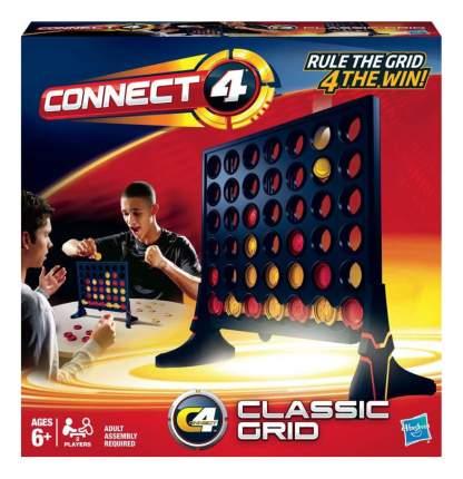 Семейная настольная игра Hasbro Gaming Собери 4 GRID