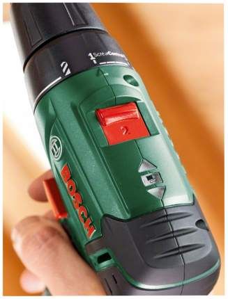 Аккумуляторная дрель-шуруповерт Bosch EasyDrill 12-2 060397290V