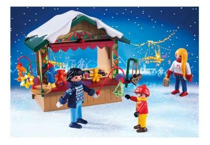 Игровой набор Playmobil PLAYMOBIL Рождество: Рождественская ярмарка