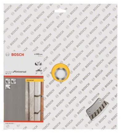 Алмазный диск Bosch Stf UniversalT 300-25,4 2608603822