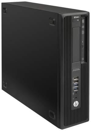 Системный блок мини HP Z240S Y3Y82EA Черный