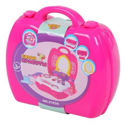 Туалетный столик игрушечный Yako Toys Салон красоты
