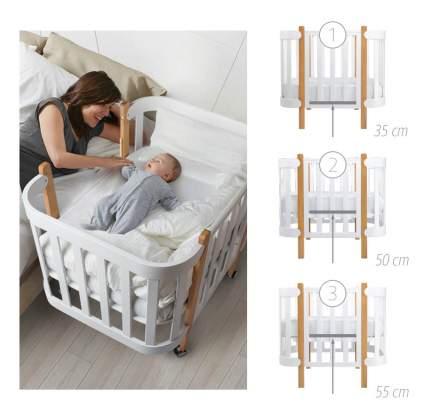 Кроватка-люлька Mommy Happy Baby