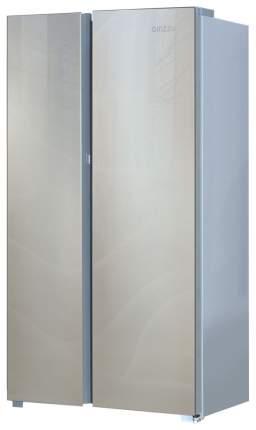 Холодильник Ginzzu NFK-530 Gold