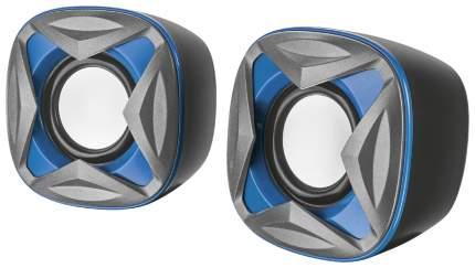 Колонки компьютерные Trust Xilo Compact 2,0, Blue