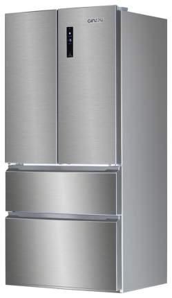 Холодильник Ginzzu NFK-570 X Silver
