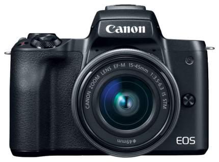 Фотоаппарат системный Canon EOS M50 15-45 Black
