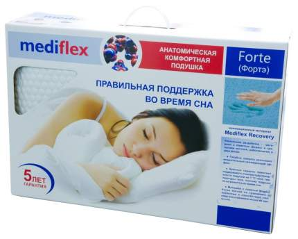 Подушка Mediflex Forte 36x60x9 см