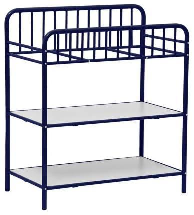 Столик для пеленания Polini Kids Vintagе 1180 металлический, Синий