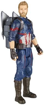 Фигурка персонажа Hasbro Avengers Infinity War Titan Hero PowerFX Капитан Америка