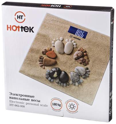 Весы напольные Hottek HT-962-008
