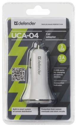 Автомобильное зарядное устройство Defender 83566