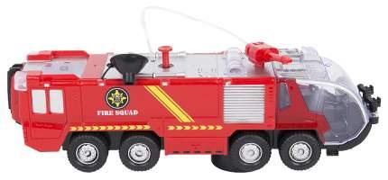 Машина Zhorya пожарная, на батарейках