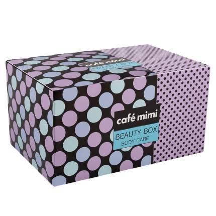 Подарочный набор для женщин Cafe mimi Beauty Box Body care