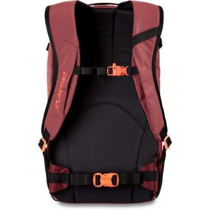 Рюкзак для лыж и сноуборда Dakine Women's Heli Pack, burnt rose, 12 л