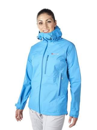 Спортивная куртка женская Berghaus Light Speed Hydroshell, blue splash, L