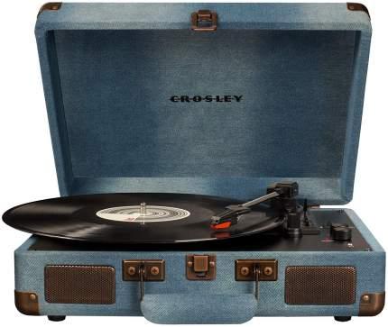 Проигрыватель виниловых пластинок Crosley Cruiser Deluxe CR8005D-DE