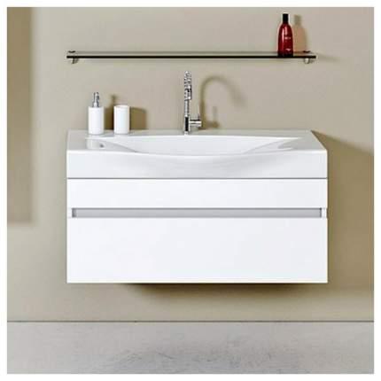 Тумба для ванной Aqwella Ber,01,10/W без раковины