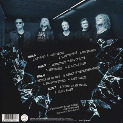 """Виниловая пластинка Def Leppard """"Def Leppard"""" (LP)"""