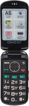 Мобильный телефон ONEXT Care-Phone 6 Red