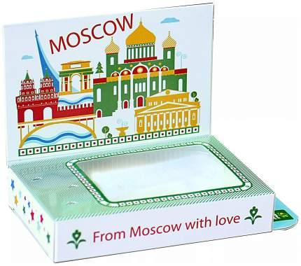 Подарочный набор Happy Plant Живая открытка - Москва №1