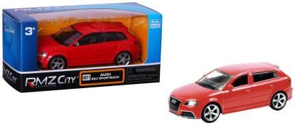 Коллекционная модель RMZ City Audi RS3 Sportback 1:43 444011