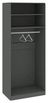 Платяной шкаф Трия Наоми СМ-208.07.04 L TRI_74470 89,5х58х218,1, серый
