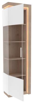 Платяной шкаф Любимый Дом LD_56660 55х37х200, белый/серый