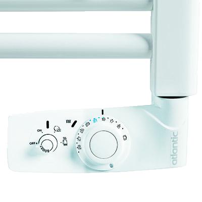 Электрический полотенцесушитель Atlantic 2012 White 300W PLUG