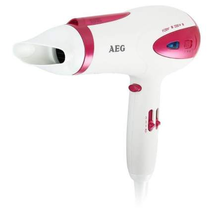 Фен  AEG HTD 5584 White/Pink