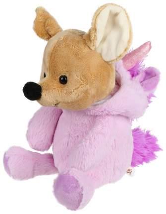 Мягкая игрушка животное Fluffy Family Мышонок - Единорожка 681616
