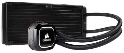Жидкостная система охлаждения Corsair H100x (CW-9060040-WW)