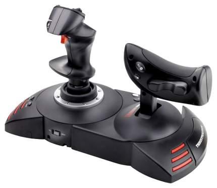 Джойстик Thrustmaster T-Flight Hotas X + War Thunder pack Black