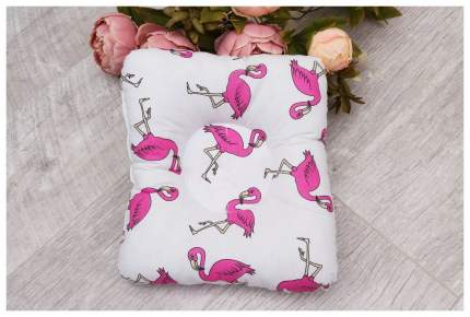 Подушка для кормления и сна AmaroBaby Baby Joy Фламинго AMARO-40BJ-F