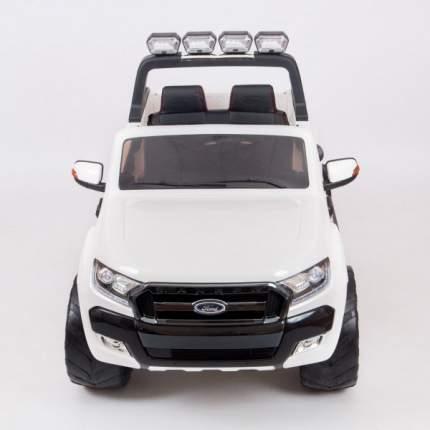 Детский электромобиль Barty Ford Ranger F650 полный привод(4WD) ЖК Монитором, Белый